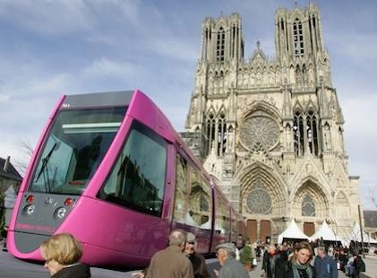 CIUDAD de Reims